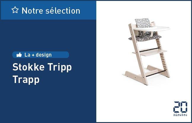 Chaise évolutive TrippTrapp