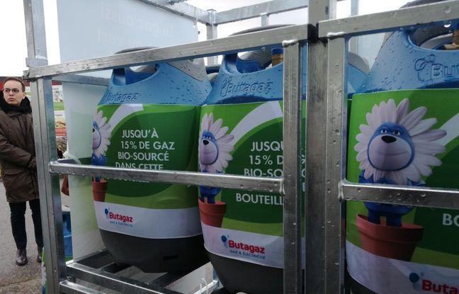 Le gaz biosourcé de Butagaz provient de résidus végétaux, de betterave sucrière, de copeaux de bois ou de paille.