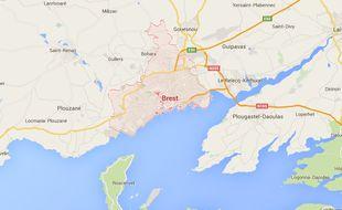 Les faits se sont déroulés jeudi à Brest.