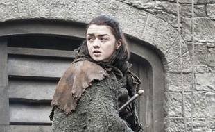 Maisie Williams campe Arya Stark depuis dix ans dans la saga «Game of Thrones»