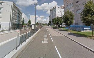 Strasbourg: Un homme entre la vie et la mort après avoir été tabassé dans le quartier de l'Elsau.