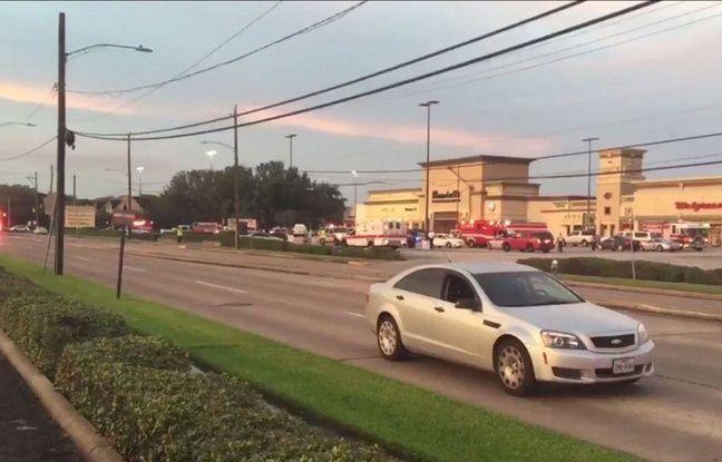 VIDEO. Fusillade à Houston: Un tireur neutralisé après avoir blessé six personnes