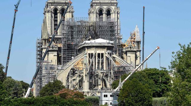 Où en sont les opérations de dépollution du plomb de Notre-Dame de Paris ?