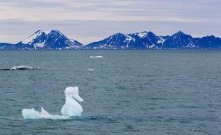 Illustration de l'Arctique norvégien.