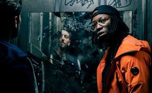 Rappeur et acteur, Abdramane Diakité tient le rôle de Tony dans la série