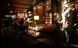 Une boutique Abercrombie & Fitch à New York