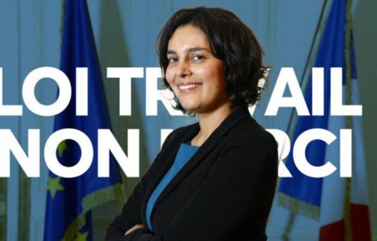 Les internautes se mobilisent contre la réforme portée par la ministre du Travail Myriam El Khomri – change.org