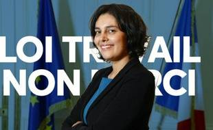 Les internautes se mobilisent contre la réforme portée par la ministre du Travail Myriam El Khomri