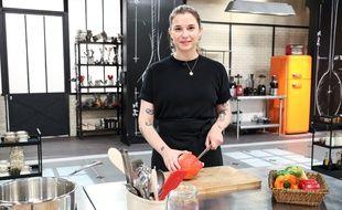 Sarah Mainguy, cheffe nantaise, est candidate de la saison 12 de Top Chef