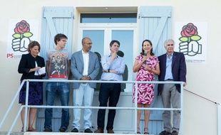 Discours de Ségolène Royal pour l'ouverture de l'Université d'été du PS