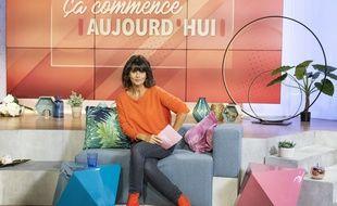 Faustine Bollaert sera de retour le 11 mai sur France 2.