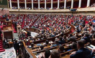 Image d'illustration de l'Assemblée nationale.