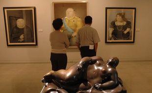 Une oeuvre de Botero (image d'illustration)