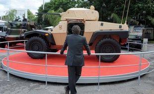 Les commandes de l'Asie ont porté à 6,5 milliards d'euros les exportations d'armes de la France en 2011 et la maintiennent dans le peloton de tête des pays exportateurs dans un marché où émergent de nouveaux concurrents, selon le rapport annuel présenté jeudi.