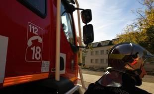 Colmar: Il avait jeté de l'essence enflammée sur un pompier, il écope d'un an de prison ferme (Illustration)