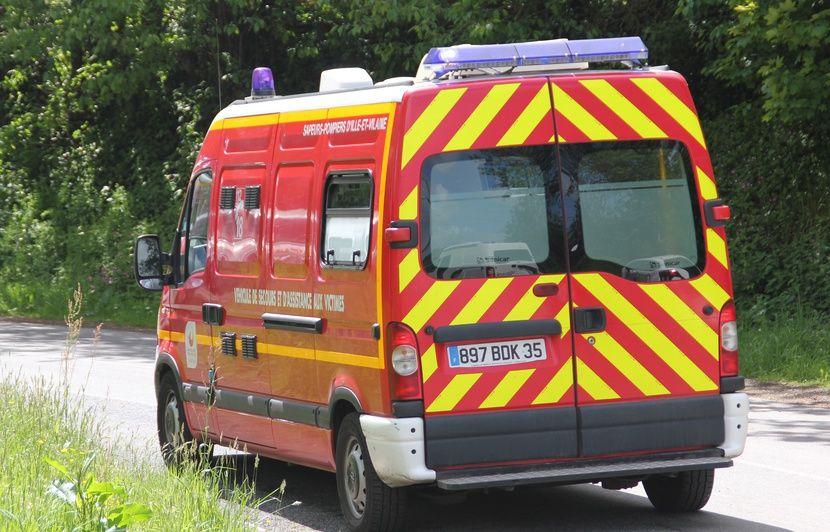 Vosges : Un jeune automobiliste se tue dans un accident, son passager est grièvement blessé