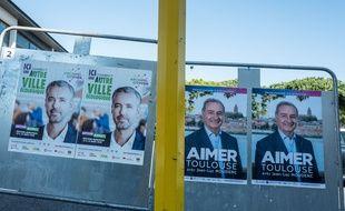 Chaque candidat toulousain a dégainé sa liste de soutiens dans cette campagne dont l'issue est incertaine.
