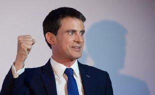 Manuel Valls  Paris, 22/01/2017.Credit:CHAMUSSY/SIPA/