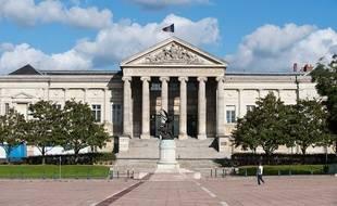 Le tribunal d'Angers