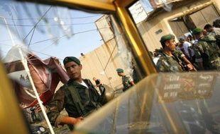 L'armée libanaise intervient après l'explosion d'une voiture piégée qui a fait au moins dix morts, mercredi 13 juin à Beyrouth.