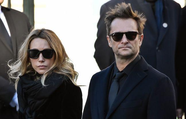 Laura Smet et David Hallyday demandent à la justice que personne ne touche aux droits d'exploitation des albums de Johnny