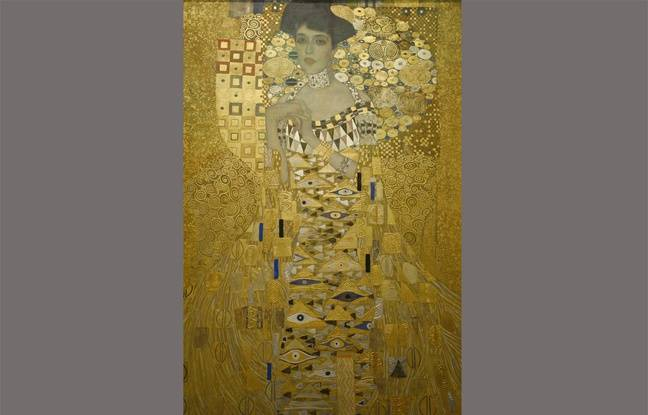 La «Dame en or» de Gustav Klimt