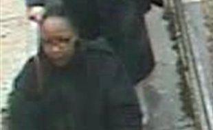 Photo diffusée par la police judiciaire de la femme recherchée après la mort d'une enfant à Berck-sur-Mer (Pas-de-Calais), le 20 novembre 2013.