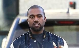 Kanye West à Los Angeles en février 2016