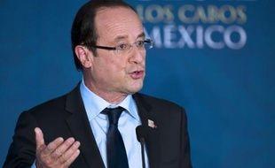 """Le président français François Hollande a affirmé, à propos de l'affaire Florence Cassez, Française emprisonnée au Mexique, qu'il faisait """"toute confiance à la justice mexicaine"""", mardi lors d'une conférence de presse à Los Cabos, à l'issue du sommet du G20."""