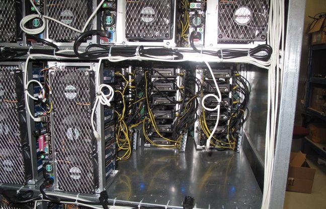 Les interminables rangées de serveurs informatiques consomment une énergie phénoménale.