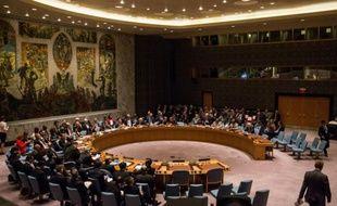 Réunion du conseil de sécurité des Nations unies le 30 septembre 2015 à New York