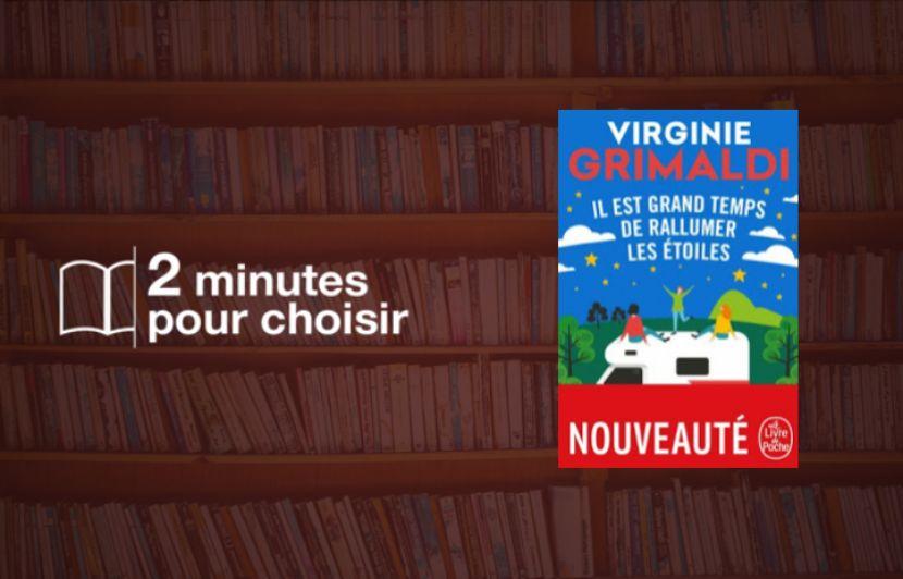 « Il est grand temps de rallumer les étoiles » : Retour sur le best-seller de Virginie Grimaldi