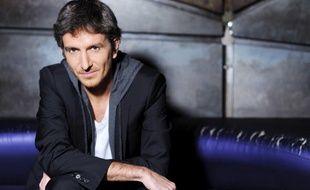 Le comédien Olivier Sauton, auteur et interprète.