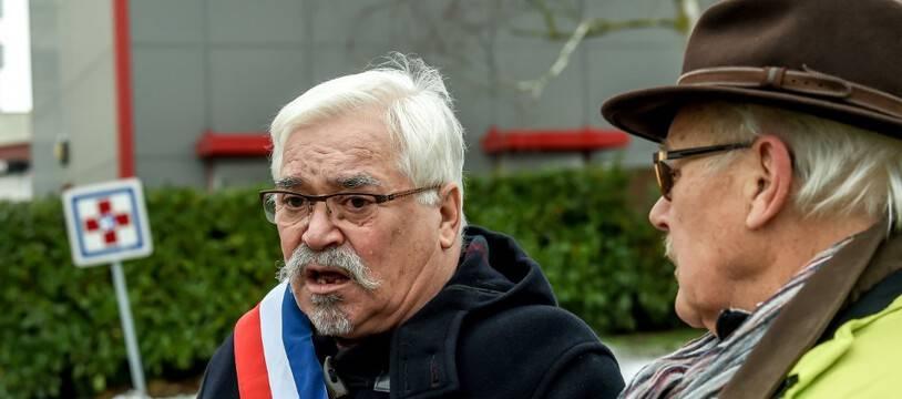 Le maire (PS) de Creil, Jean-Claude Villemain.