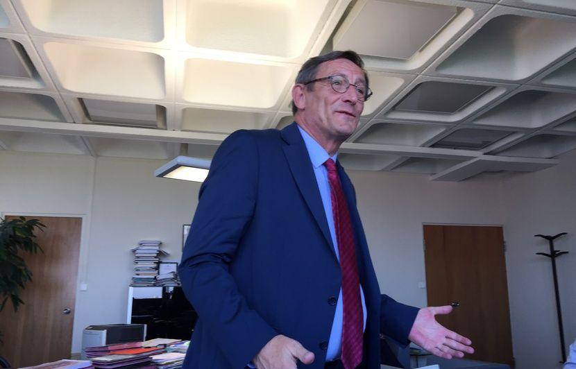 Municipales à Strasbourg: Le président de l'Eurométropole, Robert Herrmann, annonce son retrait de la vie politique