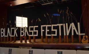 A Bordeaux, le 9 juillet 2014, le Black Bass festival tient sa première édition les 5 et 6 septembre, près de Blaye.