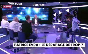 Pascal Praud sur Cnews
