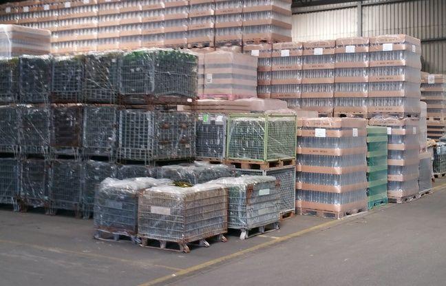 Une fois collectées, les bouteilles seront nettoyées et reconditionnées.