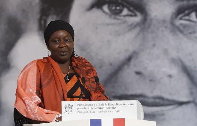 La Camerounaise Aissa Doumara reçoit le prix Simone Veil — Droits des femmes