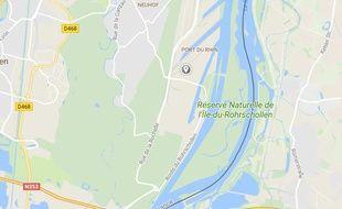 Strasbourg: Des déchets radioactifs non signalés découverts dans une entreprise du port.