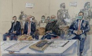 Les prévenus sont jugés à Paris jusqu'au 1er octobre