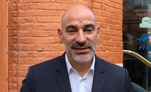 Franck Biasotto (LREM), conduit la liste