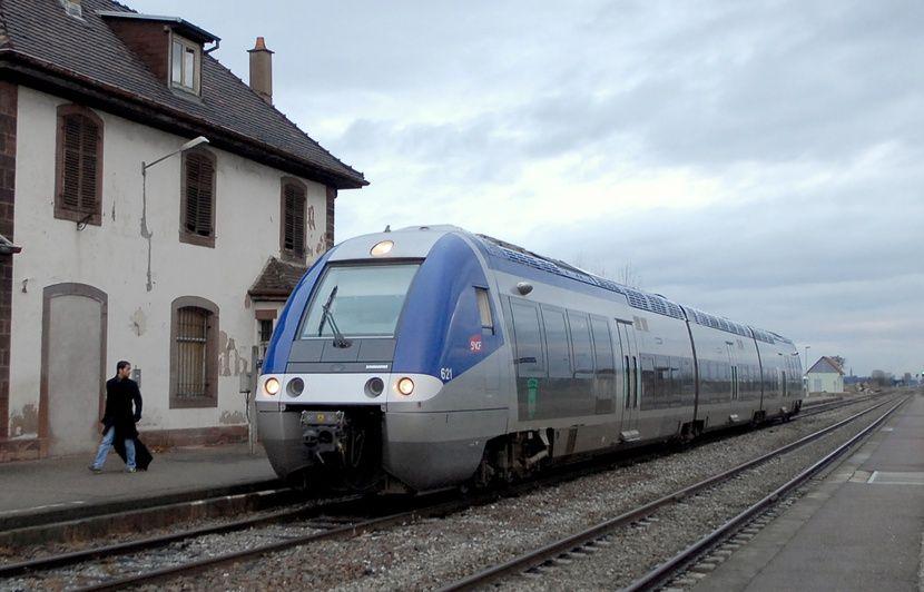 Alsace: Une femme percutée par un train entre Colmar et Sélestat