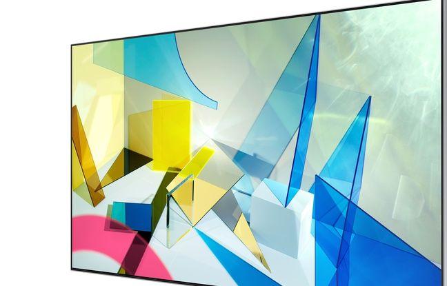 Le Samsung 65Q83T, un QLED vendu moins de 2000 euros en 65 pouces.