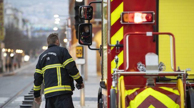 Une jeune femme s'immole par le feu en pleine rue, à Nice