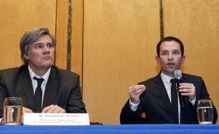 """La France a annoncé la tenue d'une réunion européenne, qui aura lieu mercredi à Bruxelles, et la mise """"sous surveillance"""" de l'ensemble de sa filière viande et poisson en 2013, après le scandale des plats surgelés à la viande de cheval faussement estampillée """"boeuf""""."""