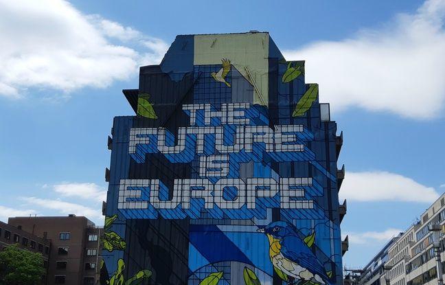VIDEO. Elections européennes: Des fêtes d'eurocrates à Molenbeek, on a cherché «l'esprit de l'Europe» à Bruxelles