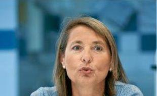 L'adjointe au maire, Brigitte Collet.