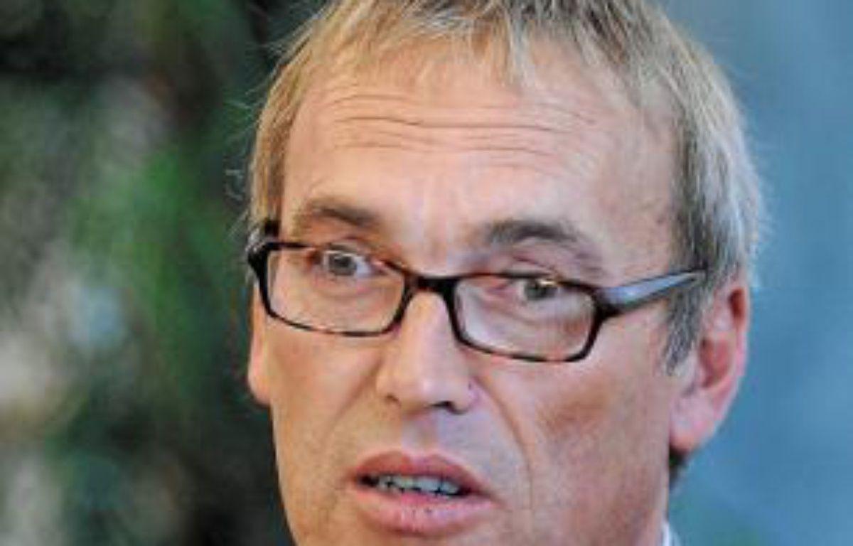 Philippe Bies a été élu député en juin. –  G. VARELA