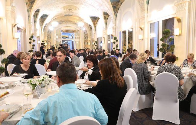 La finale de «Top Chef», saison 8 s'est déroulée au Royal Palace, à Evian.